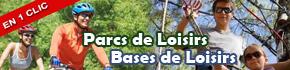 Parcs de Loisirs en Lorraine, base de loisirs Moselle, Vosges, Meuse, Meurthe-et-Moselle