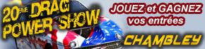 20�me Drag Power Show � Chambley