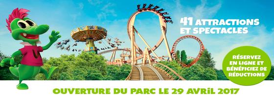 saison 2017 walygator parc