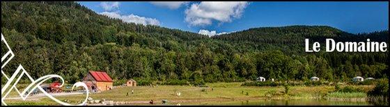 Hébergements Insolites Vosges Domaine Planesses Ferdrupt