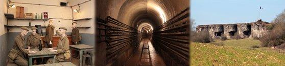 Fort de Fermont à Longuyon Ligne Maginot