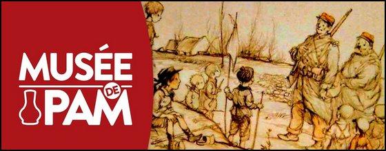 Exposition Enfants dans la Guerre Pont-à-Mousson
