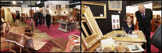 Salon des Antiquaires Nancy 2017