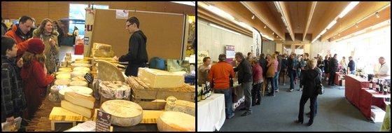 Salon Vins et Produits du Terroir à La Bresse