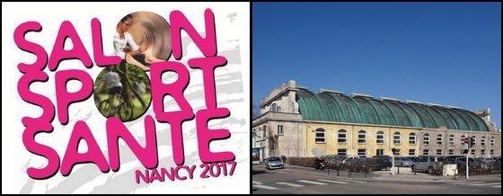 Salon Santé et Sport Nancy 2017