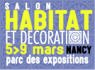 Salon Habitat Déco à Nancy