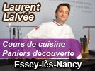 Cours de Cuisine à l'Atelier de cuisine Laurent Lalvée