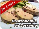 Les Idées Gastronomie en Lorraine