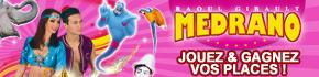 Tourn�e Cirque Medrano jeu concours 2016