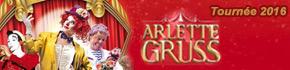 Jeu Cirque Arlette GRUSS en Lorraine