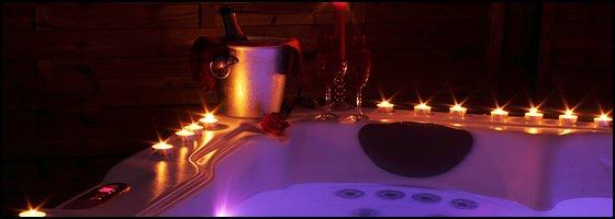 Séjour Lune de Miel Chalet Spa Vosges Haut-Jardin