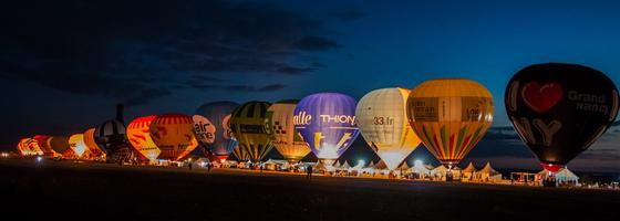 Mondial Air Ballons 2017 Chambley Lorraine