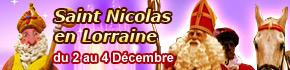 Marchés de Noël Lorraine 2016