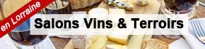 Salons Vins et Terroirs