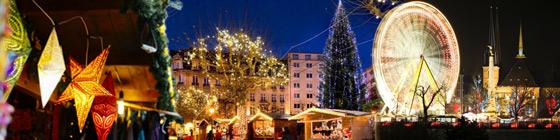 Marchés de Noël Winterlights Luxembourg