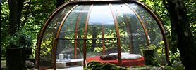 H bergements insolites en lorraine 57 88 54 55 lorraineaucoeur - Acheter bulle pour dormir ...
