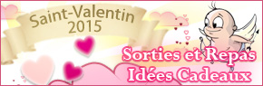 Saint Valentin 2015 en Lorraine