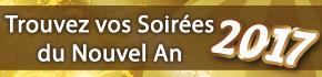 Les Soirées Nouvel An Réveillon en Lorraine 2016-2017