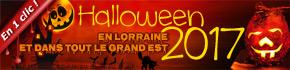 Halloween en Lorraine 2017