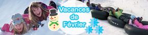 Vacances de Février Lorraine