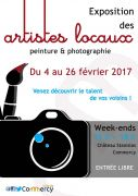 Exposition Peinture Photographie à Commercy 55200 Commercy du 04-02-2017 à 14:00 au 26-02-2017 à 17:00