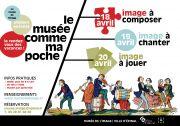 Atelier Musée Comme Ma Poche Musée Image Epinal 88000 Epinal du 18-04-2017 à 14:00 au 20-04-2017 à 17:30