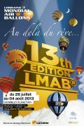 Lorraine Mondial Air Ballons 2013 montgolfi�res � Chambley 54890 Chambley-Bussi�res du 26-07-2013 � 09:00 au 04-08-2013 � 23:00