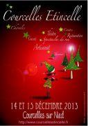 Courcelles �tincelle No�l � Courcelles-sur-Nied 57530 Courcelles-sur-Nied du 14-12-2013 � 14:00 au 15-12-2013 � 19:00