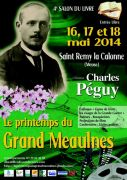 Le Printemps du Grand Meaulnes en Meuse 55160 Saint-Remy-la-Calonne du 16-05-2014 à 09:00 au 18-05-2014 à 18:00