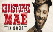 Concert Christophe Mae au Lac Madine