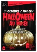 Halloween au Musée d'Art et d'Histoire de Toul 54200 Toul du 31-10-2014 à 18:00 au 31-10-2014 à 22:00