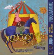 Rencontres Equestres de Lunéville  54300 Lunéville du 16-06-2015 à 20:30 au 21-06-2015 à 22:00