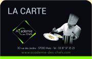 Cours de Cuisine Metz Académie des Chefs