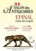 31�me Salon des Antiquaires Epinal