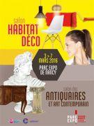 Salon Habitat D�co Antiquaires � Nancy