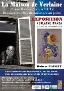 Exposition Verlaine Mania � la Maison Verlaine Metz