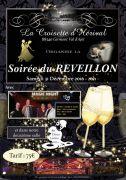 Réveillon Nouvel An à la Croisette d'Hérival  88340 Girmont-Val-d'Ajol du 31-12-2016 à 17:00 au 01-01-2017 à 13:00