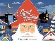 Festivités Saint-Nicolas à Metz 57000 Metz du 02-12-2016 à 12:00 au 04-12-2016 à 16:00