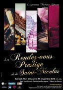 Rendez-Vous Prestige de la Saint-Nicolas Villers-lès-Nancy 54600 Villers-lès-Nancy du 26-11-2016 à 08:00 au 27-11-2016 à 17:00