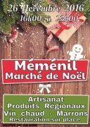 Marché de Noël Méménil Granges Illuminées 88600 Méménil du 26-11-2016 à 14:00 au 26-11-2016 à 21:00