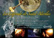La Légende de Saint-Nicolas à Contrexéville 88140 Contrexéville du 04-12-2016 à 08:00 au 04-12-2016 à 17:00