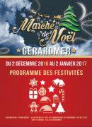 Marché de Noël à Gérardmer 88400 Gérardmer du 02-12-2016 à 12:00 au 02-01-2017 à 17:30