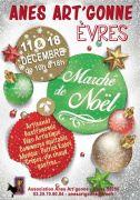 Marché de Noël à Evres en Argonne 55250 Èvres du 11-12-2016 à 08:00 au 18-12-2016 à 16:00
