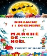 Marché de Noël à Thézey-Saint-Martin 54610 Thézey-Saint-Martin du 11-12-2016 à 12:00 au 11-12-2016 à 16:00