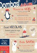 Marché de Noël à Dombasle 54110 Dombasle-sur-Meurthe du 03-12-2016 à 08:00 au 04-12-2016 à 16:00