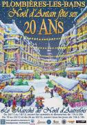 Marché de Noël à Plombières-les-Bains 88370 Plombières-les-Bains du 26-11-2016 à 09:00 au 30-12-2016 à 17:00