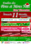 Foulées Pères et Mères Noël à Essey lès Nancy 54270 Essey-lès-Nancy du 11-12-2016 à 07:45 au 11-12-2016 à 15:00