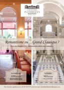 Soirée Saint-Sylvestre Grand Hôtel*** Plombières 88370 Plombières-les-Bains du 31-12-2016 à 17:00 au 01-01-2017 à 13:00