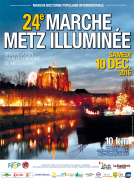 Marche Metz Illuminée