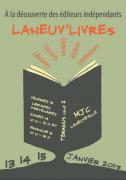 Salon Laneuv'livres à Laneuveville